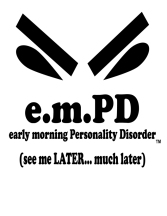 early morning Personality Disorder image
