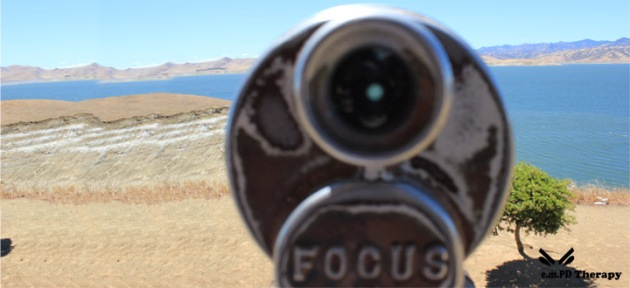 Focus landscape
