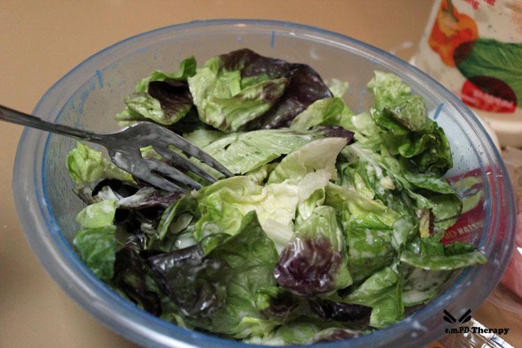 salad toss