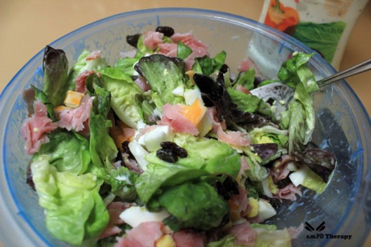 Hearty Tossed Salad
