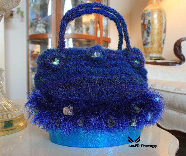 Retro Splash handbag