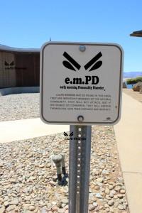 emPD Warning