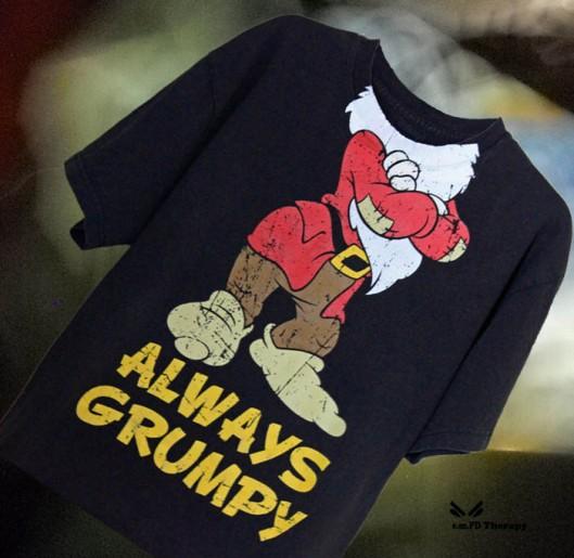 Always Grumpy TShirt image